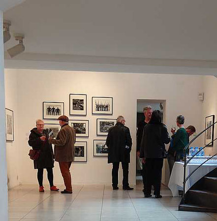 Arnold Odermatt, Galerie Springer