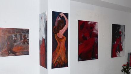 Werke von Gudrun Angelika Hoffmann