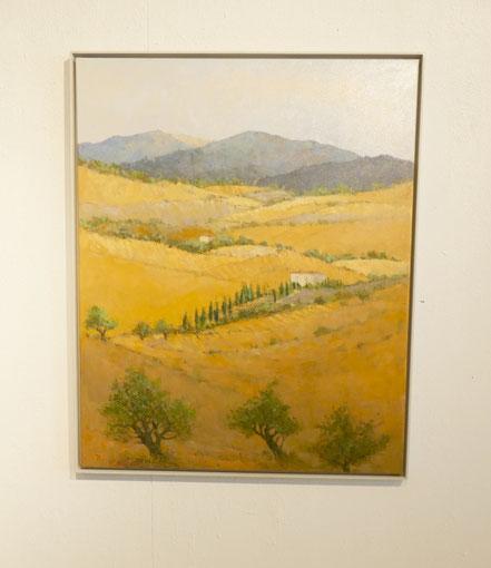 Peter Pernathm, Toscana - Volpaia
