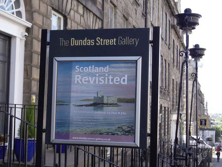 The Dudas Street Gallery, Edinburgh