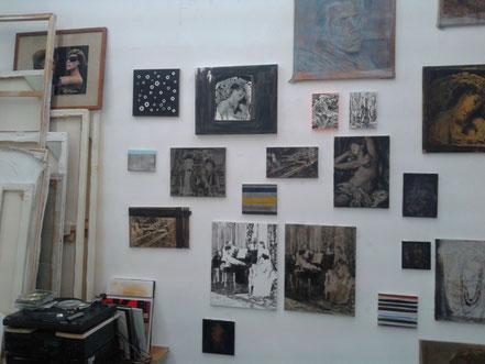 Torsten Prothmann, Ölmalerei, Art Spring 2018