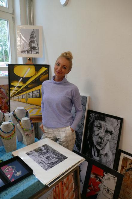 Tatjana Rein, Fotografin und Designerin