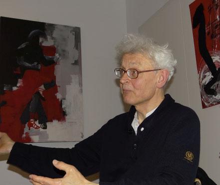 Lesung Peter Kamber