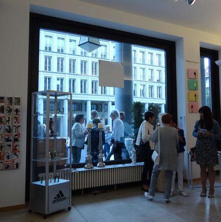 Neu: Galerie kunst&grün Berlin