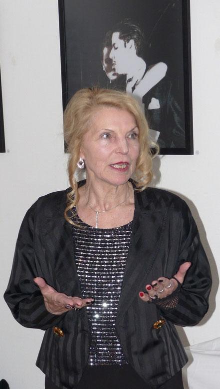 Gudrun Angelika Hoffmann, Malerin