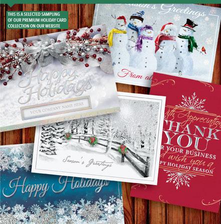 Holiday Cards James Allen Printing Lexington Va