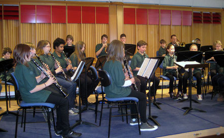 Ausbildung beim Musikverein Birgden