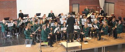 Konzert in Geilenkirchen 2015: Musikverein Birgden