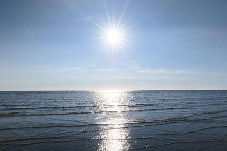 Impressionen vom Strand Rømø