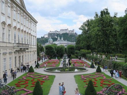 Schloss Mirabell, Salzburg, Österreich