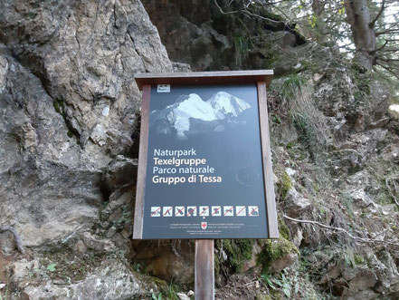 Naturpark Texelgruppe