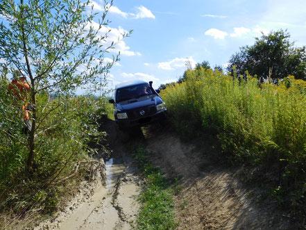 Offroadtraining, Abenteuer 4x4