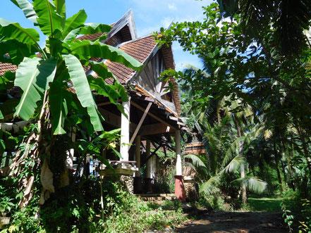 Lost Tsunami Hotel, Kao Lak, Thailand