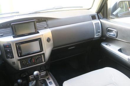Cockpit Beifahrerseite