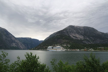 Aida in Eidfjord