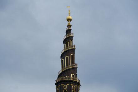 Turm der Vor Frelsers Kirke, Kopenhagen