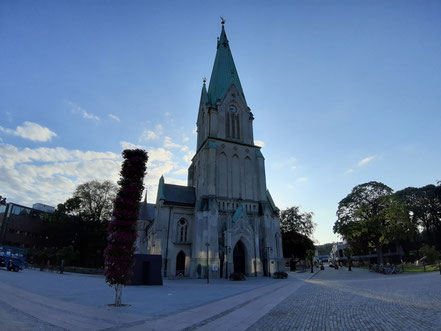 Kristiansand, Zentrum