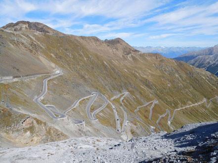 Stilfser Joch, Südtirol