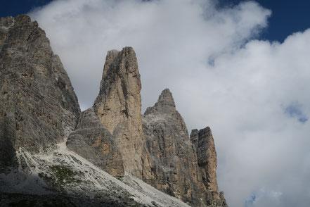 Die 3 Zinnen, Dolomiten