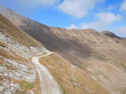 Goldseeweg, Südtirol