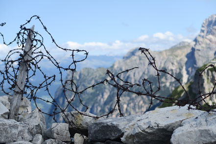 Kriegsschauplatz Monte Piana, Dolomiten