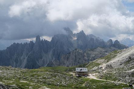 Refugio Lavaredo, Dolomiten