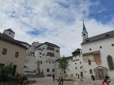 Festung Hohensalzburg, Salzburg, Österreich