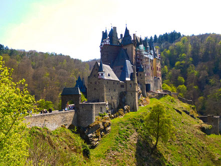Burg Eltz, Rheinland Pfalz