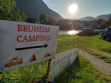 Bruheim Camping , Eidfjord