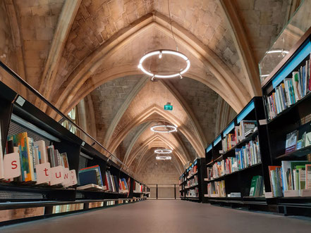 Bücherei, Maastricht