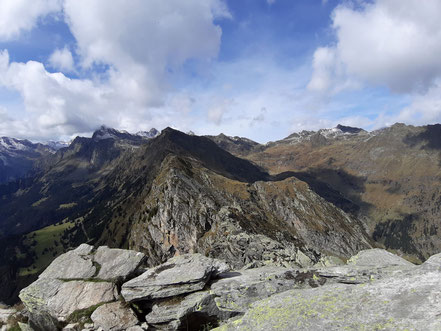 Berge ohne Ende