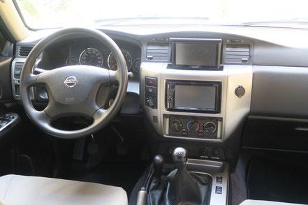 Cockpit Fahrerseite