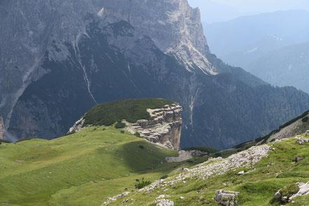 Paternkofel-Umrundung, Dolomiten