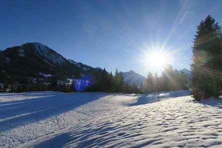Kleinwalsertal, Österreich