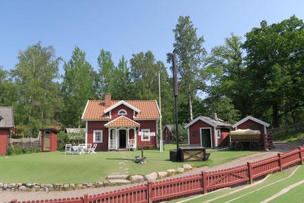 Katthult-Hof von Michel aus Lönneberga