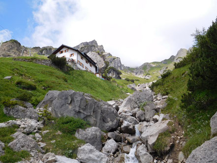 Muttekopfhütte, Tirol