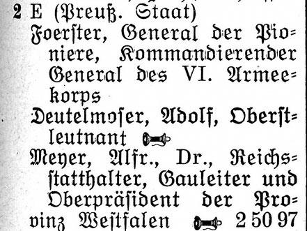 Einwohnerbuch 1939