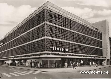 heute Galeria Kaufhof - Foto Norbert Muddemann