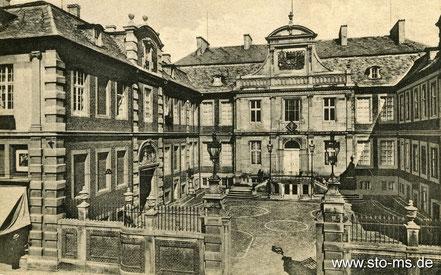 Merveldter Hof um 1930