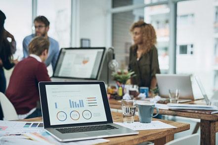 Flexibel - die Stiftungssoftware passt sich Ihrer Arbeit an