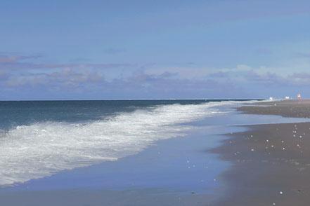 Wandelsinn und das Meer - ein Gedicht
