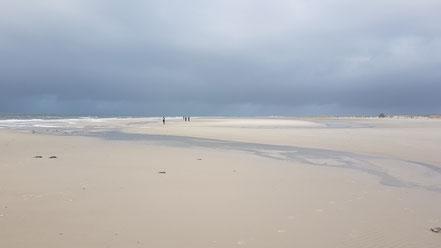 ©geertjens ©wandelsinn - Strandaussichten auf Amrum