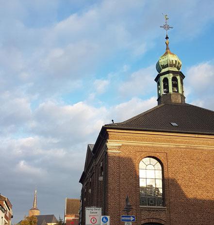 Stadt Geldern - Heilig-Geist-Kirche und St. Maria-Magdalena