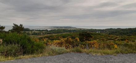 Inselblick auf Hiddensee