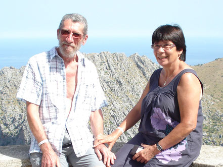 Pierrette et René, vos hôtes