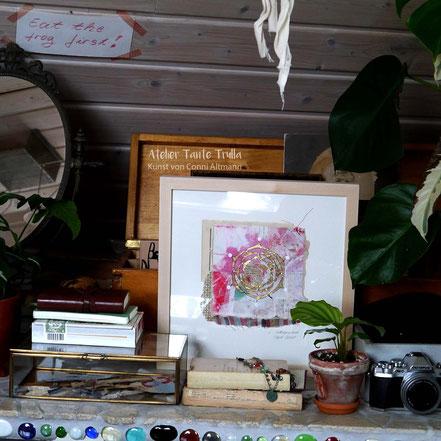 Mandala Gemälde kaufen