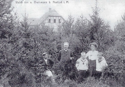 1934 erste überlieferte Postkarte