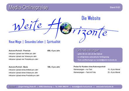 Mediadaten Online