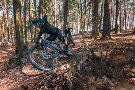 Mountainbike Spessart