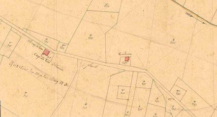Plan napoléonien 1829